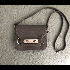 5b1b1cbbecd4 Handbags - Small Gray Shoulder Bag Satchel Purse